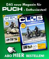 Puch CLUB Magazin