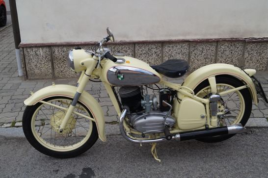 Tank moped 14